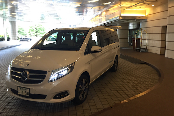Wilgo at Intercontinental Hotel Tokyo