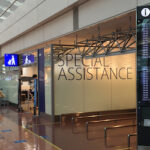 Special Assistance Counter